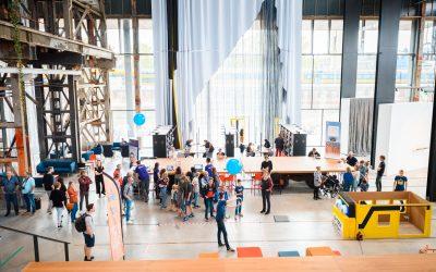 'Building the future' – High Tech Ontdekkingsroute @Lochal