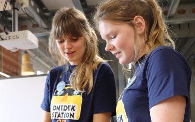 Vacature workshopbegeleiders