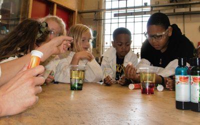 Ontdekstation013 helpt basisscholen met Wetenschap en Techniek in de klas